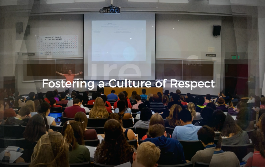Creating a Shared Culture of Respect