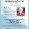 ChemWell conversation with Dr. Maria Klawe