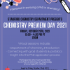 Chemistry Preview Day 2021